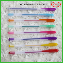 Promotional Colored Ink Gel Ink Gel Pens