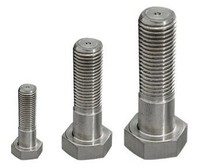 A2 A4 Stainless Steel Bolts Screws and Fasteners 302 304 316 s.s