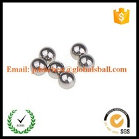 Wholesale 1/4 low carbon steel ball for curtain shelf weight