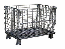 High Quality Foldable Steel Wire basket