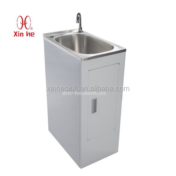 Laundry Sink Cabinet - Buy Stainless Steel Laundry Sink,Stainless ...