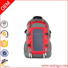 Wholesale Solar panel Backpack Solar Charger Backpack