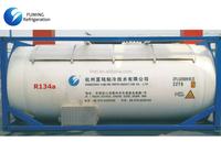 R134a refrigerant gas ISOTANK price