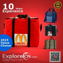 10 Years production promotional printing cooler bag