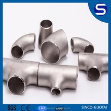 2015 stock Butt welding carbon steel equal tee sch40
