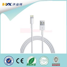 China Manufacturer USB to 8pin MFI Cable with Rohs CE for Iphone/ipad/ipod