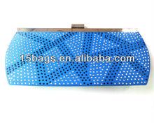2013 Fashion newest wholesale crystal night bag