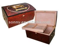 Artistic Cigar Packing Gift Boxes