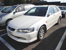 2001 HONDA ACCORD WAGON PRIVATE STYLE X/LA-CF6/ Used car From Japan / ( 82268 )