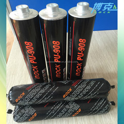 fast curing pu paste car sealant good quality