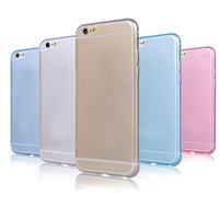 Wholesale factory cheap price tpu mobile phone case for iphone 6