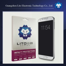 Anti-Glare & Anti-Fingerprint 0.33MM 9h Tempered glass screen protector for samsung galaxy s4