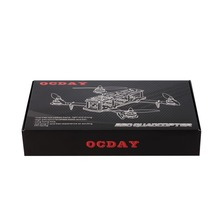 OCDAY Full Carbon FPV QAV 250 Advanced ARF Frame Kit