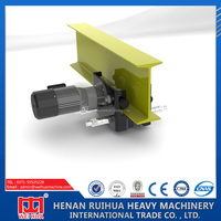 China supplier small electric chain hoist/ electric hoist winch for sale