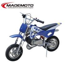 Kids Cross Mini Gasoline Dirt Bike 2 stroke 49cc Pull Start Max