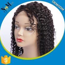 Manufacturer supply Deep Wave sell hair wig