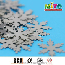 MTLP-CR005 snow flake confetti christmas party decoration
