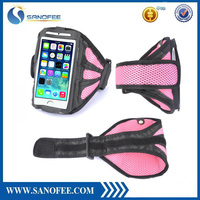 Mobile Phone Case New Adjustable Running Sport Gym Armband Case Bag Cover Pouch for iPhone 4/4S/5