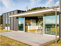 Economic prefab container house with modern container house /prefab house /prefabricated / modular homes