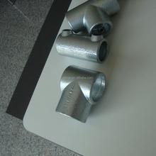Abrazadera para tubería de gran diámetro