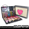 high quality eyeshadow,72 color eyeshadow palette mineral organic makeup