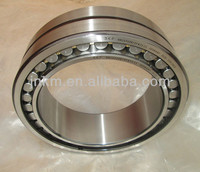 Integral flanges on the outer ring double row bearing NNU 4920 B/SPW33