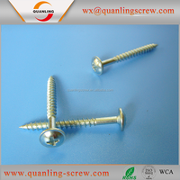 Buy wholesale direct from china cross single countersunk chipboard screw
