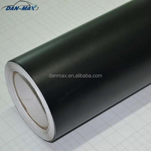 Wholesale Fashion Color Change Car Body Decal Matte Black Sticker For Car Wrap