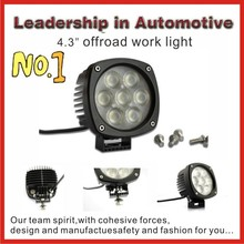 Factory price Cree Offroad Hyper Spot LED Work Light Bar 4WD ATV SUV AWD Boat UTE 4X4 Trailer Driving Fog Lamp