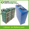 12v 24v 36v 48v lithium ion battery full capacity 10ah 20ah 30ah rechargeable battery