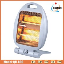electric heater for bedroom with 2 heating power:400W/800W