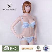 New Style Moder Stylish Young Girl Ajustable Female Underwear Models