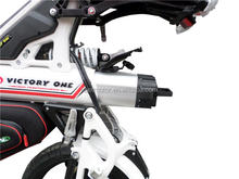 2014 New Product Mini Folding Electric Bike for sale