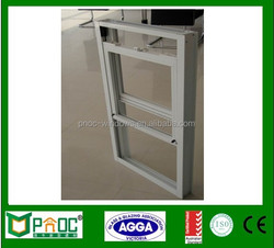 Aluminium Single Hung Vertical Sliding Window, Sliding aluminium windows