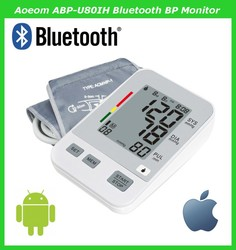 Medical Supplies Blood Pressure Monitor Bluetooth 4.0 with Pulse Oximeter
