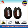 Simply install easy hidden small electronic remote control lock for car motorcycle safe