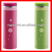 400ML double wall Bachelor Flask, straight body