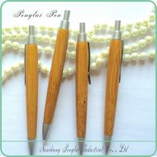 2015 New bamboo wood ballpen 2015 hot sales eco friendly pen