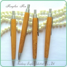 New bamboo wood ballpen 2015 hot sales eco friendly pen