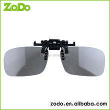 Trendy stylish circular polarized reald 3d glasses for sale