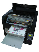 Clothes printing machine/canvas printer price/ direct to the garment printer from China direct factory