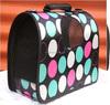 wholesale luxury cheap pet carrier bag & waterproof pet travel bag & new design pet shop bag
