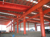 steel structure building /structure steel house for export through alibaba China