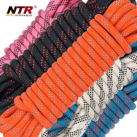 polypropylene braided rope used for pet