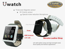 2015 U smandroid smart watch phone with best quality U10L