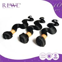 Portable And Endurable Body Wave Raw Indian Natural Leading Beauty Hair Products Catalog
