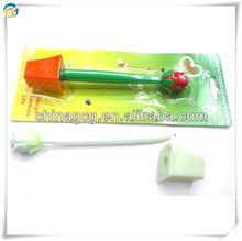 Flower Pot Stylus Shaped Cap Ball Pen