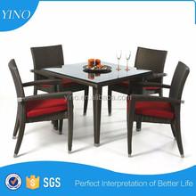 5 pcs moda mobília da sala de jantar conjunto de jantar RZ1130
