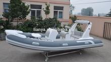 liya 17ft militar de lanchas patrulleras para la venta
