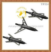 Topoint Archery TP224 Wholesale Archery Arrow Head for compound bow
